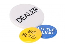 Dealer Button, Big και Little Blind