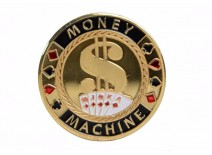 "Card Guard Μεταλλικό ""Money Machine"""