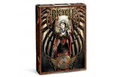 Τράπουλα Bicycle Anne Stokes Steampunk