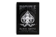 Τράπουλα Bicycle Black Ghost by Ellusionist