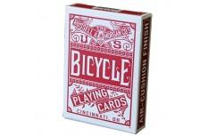Τράπουλα Bicycle Chainless Κόκκινη