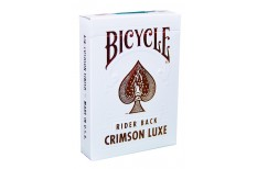 Τράπουλα Bicycle Crimson Luxe