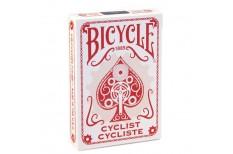 Τράπουλα Bicycle Cyclist Κόκκινη
