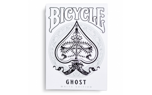 Τράπουλα Bicycle Ghost by Ellusionist