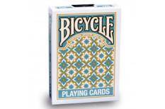 Τράπουλα Bicycle Madison Tιρκουάζ