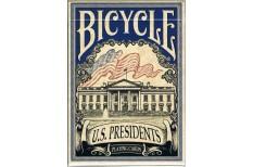 Τράπουλα Bicycle U.S. Presidents Μπλε