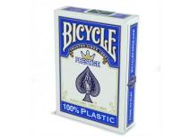Τράπουλα Bicycle Prestige Jumbo Μπλε