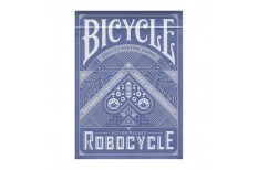 Τράπουλα Bicycle Robocycle Blue