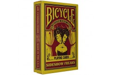 Τράπουλα Bicycle Sideshow Freaks