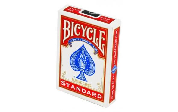 Τράπουλα Bicycle Rider Back Regular Κόκκινη