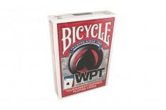 Τράπουλα Bicycle WPT Jumbo Κόκκινη