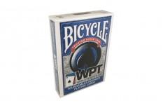 Τράπουλα Bicycle WPT Jumbo Μπλε