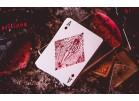 Τράπουλα Red Hellions Black Tuck by Ellusionist