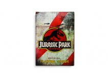 Τράπουλα Jurassic Park Playing Cards