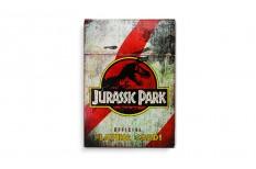 Τράπουλα Jurassic Park Playing Cards