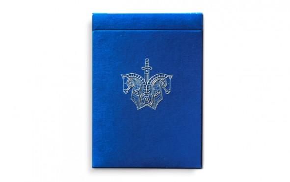 Τράπουλα Blue Knights by Ellusionist