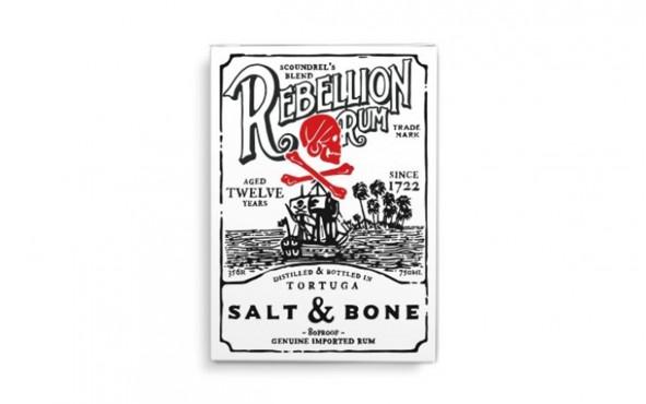 Τράπουλα Salt & Bone by Ellusionist