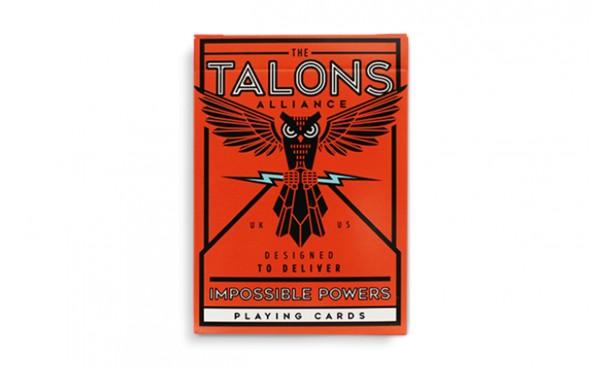 Τράπουλα Talons by Ellusionist