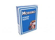 Τράπουλα Modiano Ruote 99 Regular Μπλε