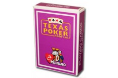 Τράπουλα Modiano Texas Poker Jumbo Μοβ