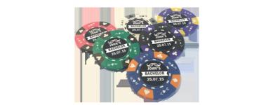 Custom Μάρκες Πόκερ