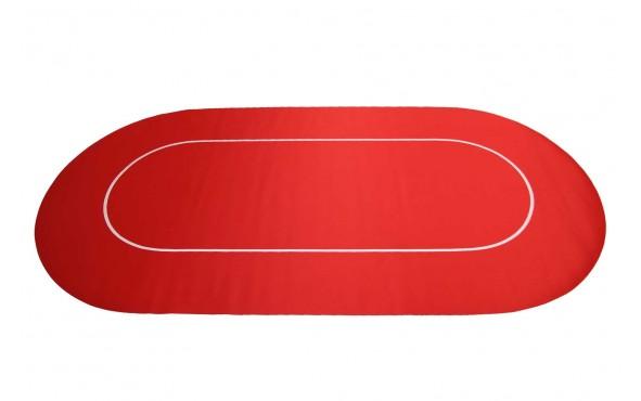 Τσόχα Nεοπρένιο Κόκκινο 90x180cm