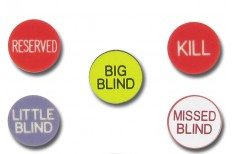 5 Poker Blinds Pack