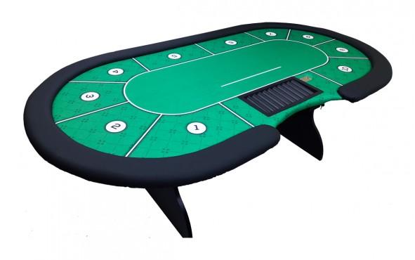 Τραπέζι Πόκερ DEALER 240cm x 120cm