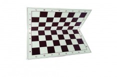 Αναδιπλόμενη Σκακιέρα PVC 45x45cm