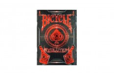 Τράπουλα Bicycle Evolution Red