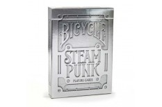 Τράπουλα Bicycle Silver Steampunk