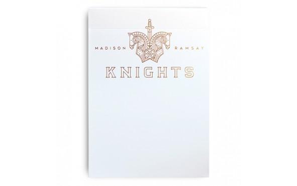 Τράπουλα Knights by Ellusionist