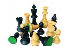 Πίονια για Σκάκι Πλαστικά 77mm 200gr