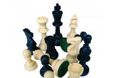 Πίονια για Σκάκι Πλαστικά 95mm 410gr