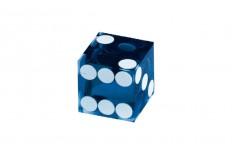 Ζαρί ακριβείας 19mm Μπλε