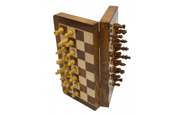 Σετ Σκάκη Ταξιδιού Μαγνητικό 25.5cm