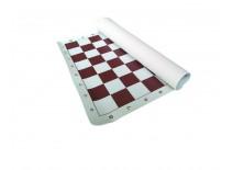 Σκακιέρα Βινυλίου 55x55cm Καφέ
