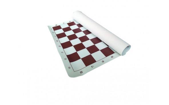 Σκακιέρα Βινυλίου 45x45cm Καφέ
