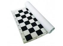 Σκακιέρα Βινυλίου 55x55cm Μαύρη