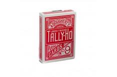 Τράπουλα Tally Ho Circle Back Regular Κόκκινη