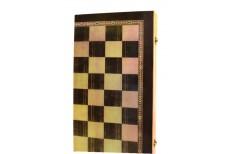 Τάβλι - Σκάκι Απλό Μικρό 28x14cm