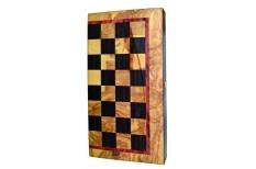 Τάβλι - Σκάκι Τυπωμένο Τύπου Ελιά 47x25cm
