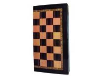 Τάβλι - Σκάκι Τυπωμένο Τύπου Καρυδία