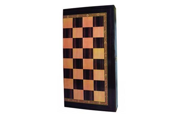 Τάβλι - Σκάκι Τυπωμένο Τύπου Καρυδία 47x25cm