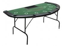 Tραπέζι Black Jack 181cm Πράσινο
