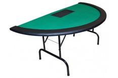 Tραπέζι Black Jack Reno 183cm Πράσινο