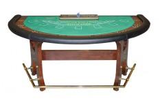 Tραπέζι Black Jack Luxe Πράσινο