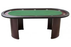 Tραπέζι Ποκερ Reno Luxe 210cm Πράσινο
