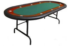 Tραπέζι Ποκερ Reno 212cm Πράσινο