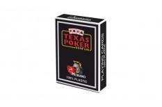 Τράπουλα Modiano Texas Poker Jumbo Μαύρη